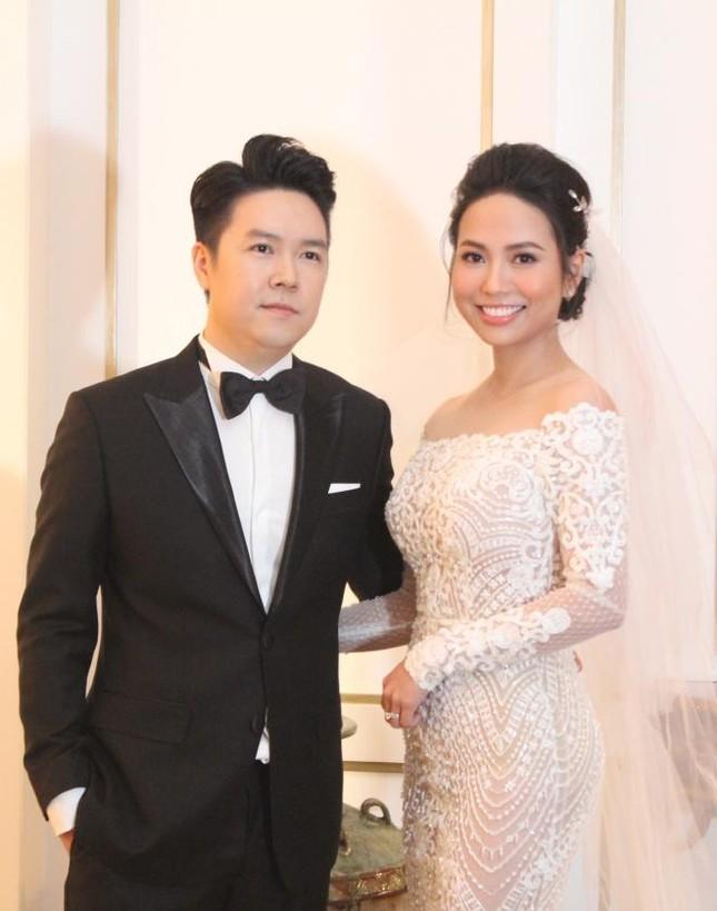 Cường Đô la, Đông Nhi và loạt sao kết hôn trong năm 2019 ảnh 8
