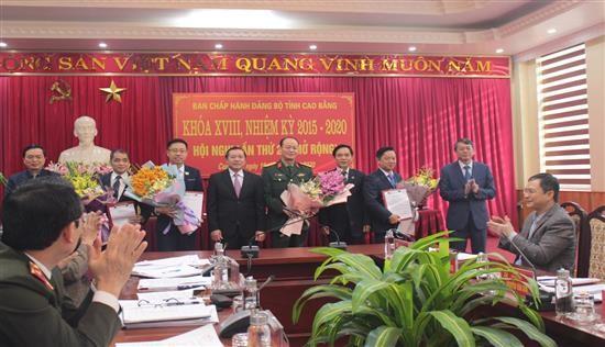 Ban Bí thư Trung ương Đảng chỉ định nhân sự mới ảnh 1