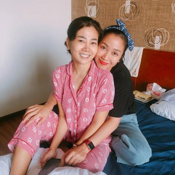 Showbiz 17/1: Ốc Thanh Vân tiết lộ Mai Phương có lúc nói không ra hơi ảnh 1