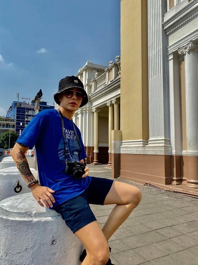 Hoa hậu chuyển giới Thái Lan gây sốc vì phẫu thuật trở lại thành nam giới ảnh 13