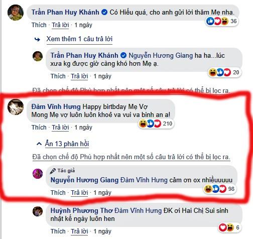 Đàm Vĩnh Hưng công khai gọi Hương Giang Idol là vợ khiến fans ngỡ ngàng ảnh 2