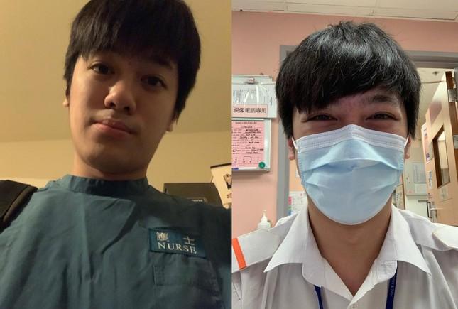 Con trai 'Đường tăng' xung phong vào phòng cách ly điều trị bệnh nhân corona ảnh 1