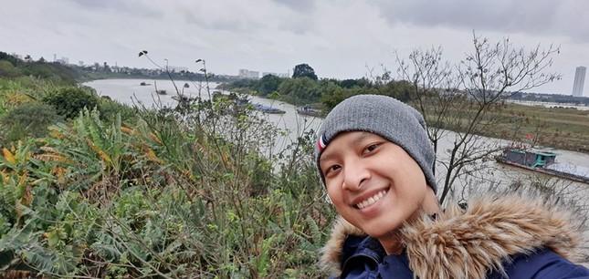 Sao Việt động viên tinh thần và vật chất cho người mẫu Anh Vũ bị ung thư ảnh 4