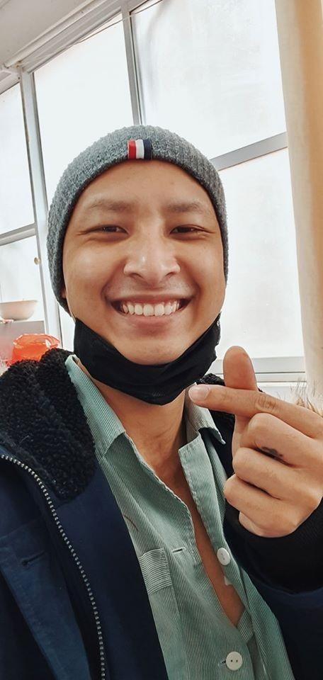 Sao Việt động viên tinh thần và vật chất cho người mẫu Anh Vũ bị ung thư ảnh 1
