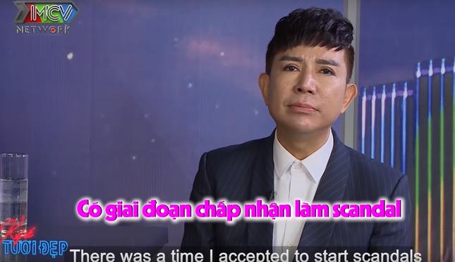 Long Nhật thừa nhận việc tự tạo scandal yêu đồng giới để nổi tiếng trong quá khứ ảnh 2