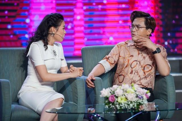 Con gái Lê Giang–Duy Phương lần đầu tiết lộ về mẹ kế trên truyền hình ảnh 1