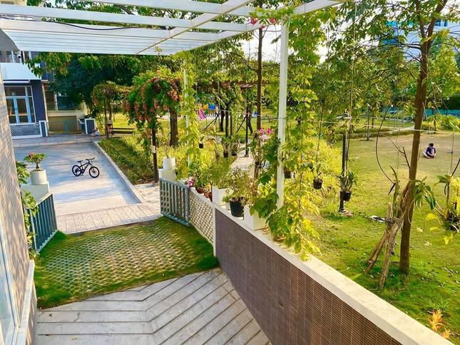Phát 'sốt' với vườn cây xanh mướt trong biệt thự sang trọng của Trịnh Kim Chi ảnh 3