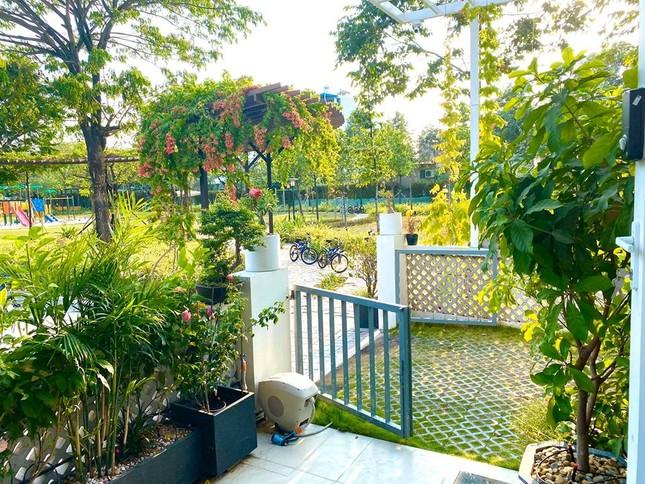 Phát 'sốt' với vườn cây xanh mướt trong biệt thự sang trọng của Trịnh Kim Chi ảnh 4