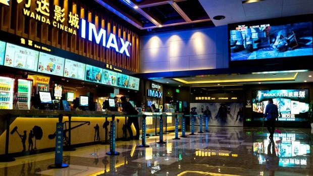 Bất ngờ với doanh thu phòng vé 500 rạp phim Trung Quốc khi mở trở lại ảnh 1