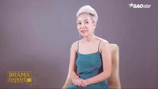 Thảo Trang 'xấu lạ' nghẹn ngào tiết lộ việc bố của con trai 3 tuổi đã qua đời ảnh 2