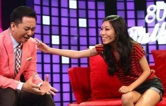 Diễn viên kiêm MC truyền hình Trung Quốc bị vợ tát 500 cái, nhập viện 8 lần ảnh 2