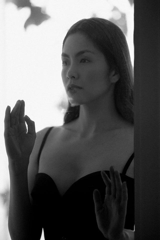 Ảnh bán nude hiếm hoi của Tăng Thanh Hà ảnh 11