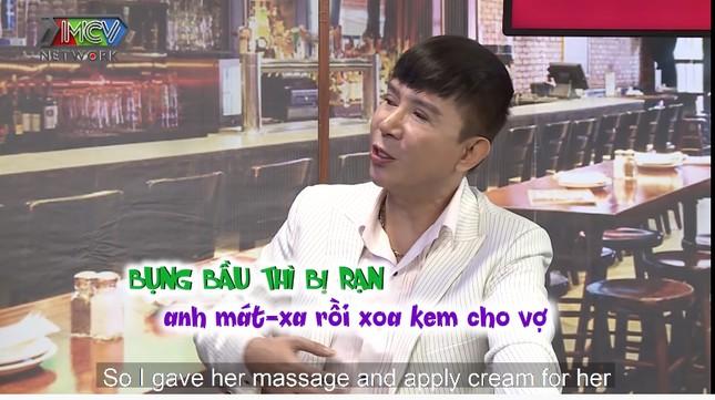 Bà xã Long Nhật bật khóc khi lần đầu công khai chia sẻ về chồng với công chúng ảnh 2