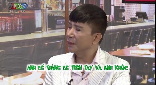 Bà xã Long Nhật bật khóc khi lần đầu công khai chia sẻ về chồng với công chúng ảnh 3