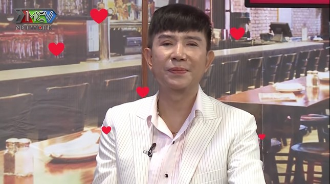 Bà xã Long Nhật bật khóc khi lần đầu công khai chia sẻ về chồng với công chúng ảnh 1
