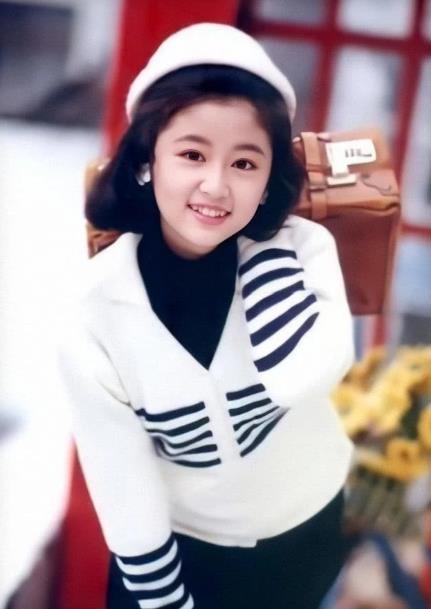 Nhan sắc năm 16 tuổi của Lâm Tâm Như đẹp ngỡ ngàng ảnh 5