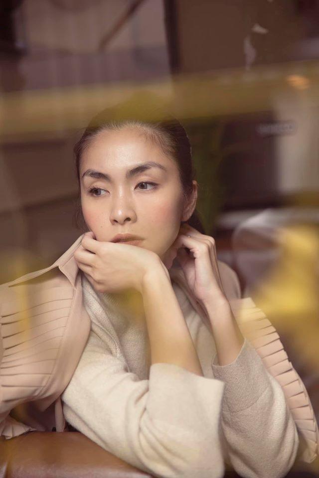 Tăng Thanh Hà tung loạt ảnh khoe thần thái đẹp hút hồn ảnh 5