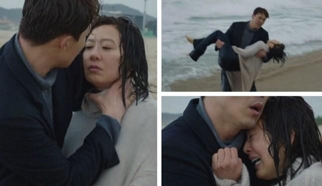 Showbiz 11/5: Diễn viên 'Thế giới hôn nhân' bị sóng cuốn khi quay cảnh tự tử ảnh 1