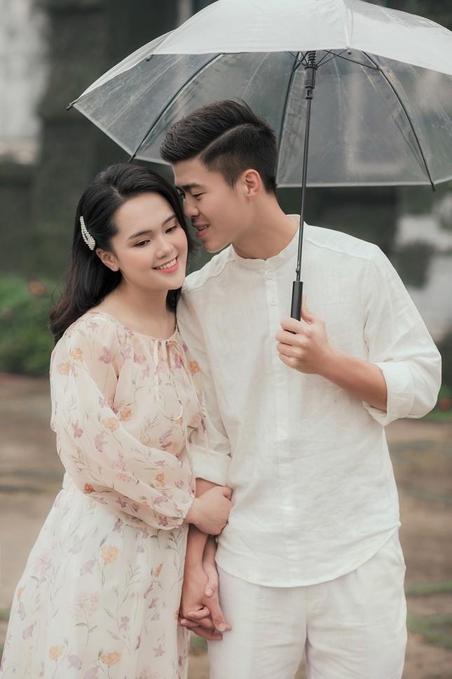 Nhan sắc hotgirl của 'công chúa béo' Quỳnh Anh - vợ cầu thủ Duy Mạnh ảnh 1