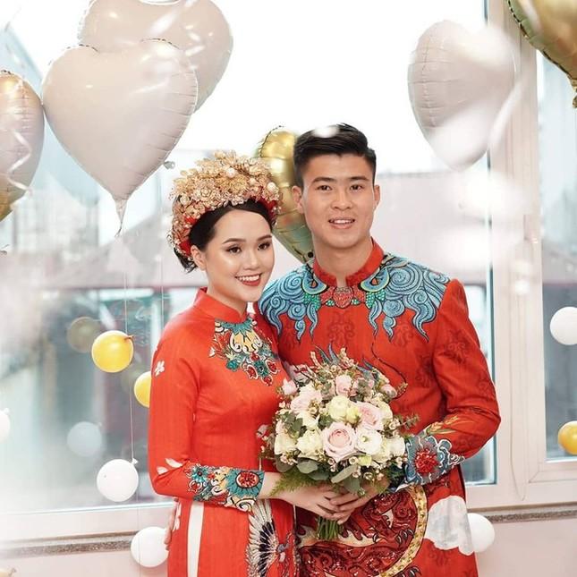 Nhan sắc hotgirl của 'công chúa béo' Quỳnh Anh - vợ cầu thủ Duy Mạnh ảnh 3