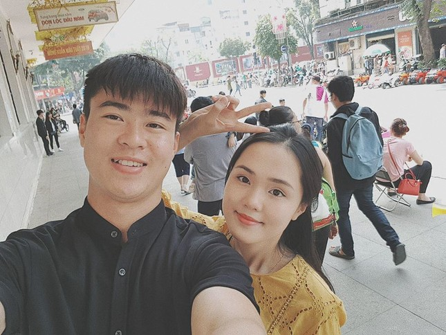 Nhan sắc hotgirl của 'công chúa béo' Quỳnh Anh - vợ cầu thủ Duy Mạnh ảnh 8