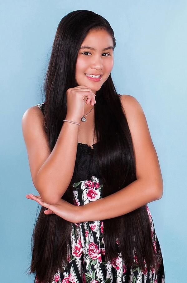 Con gái 16 tuổi xinh đẹp, tài năng của nghệ sĩ Ngọc Huyền ảnh 8