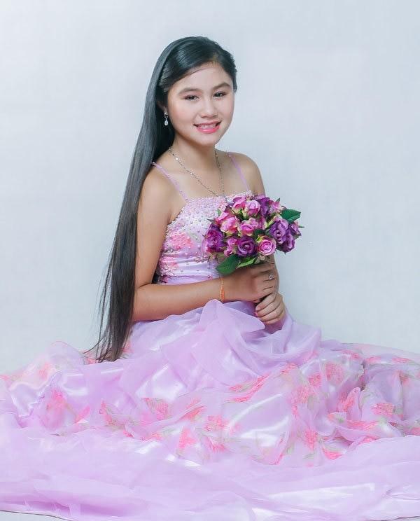 Con gái 16 tuổi xinh đẹp, tài năng của nghệ sĩ Ngọc Huyền ảnh 3