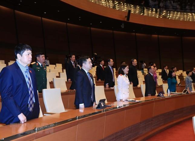 Lãnh đạo Đảng, Nhà nước dự phiên khai mạc kỳ họp Quốc hội ảnh 10