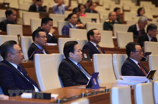 Lãnh đạo Đảng, Nhà nước dự phiên khai mạc kỳ họp Quốc hội ảnh 13