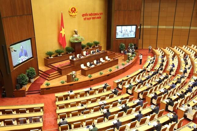 Lãnh đạo Đảng, Nhà nước dự phiên khai mạc kỳ họp Quốc hội ảnh 15