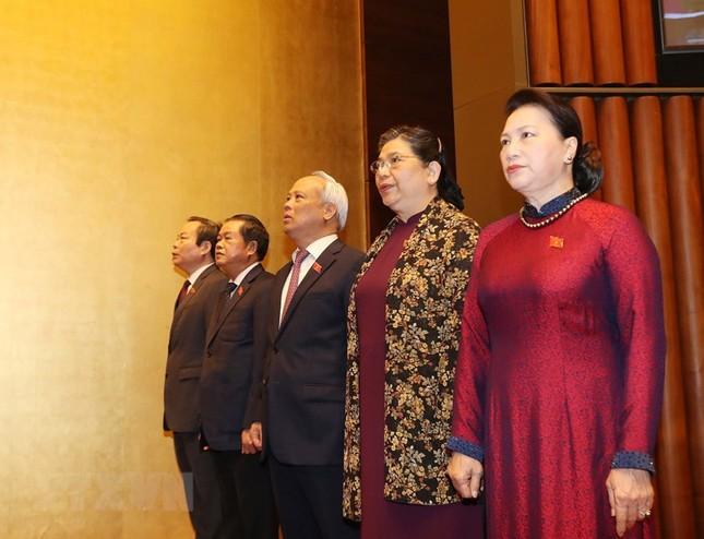 Lãnh đạo Đảng, Nhà nước dự phiên khai mạc kỳ họp Quốc hội ảnh 5