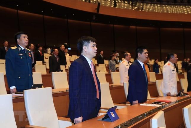 Lãnh đạo Đảng, Nhà nước dự phiên khai mạc kỳ họp Quốc hội ảnh 9