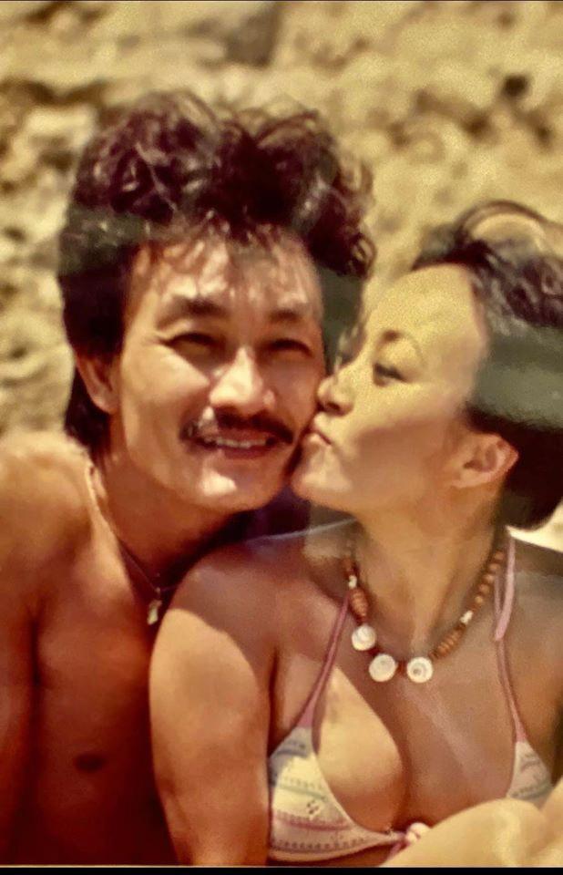 Danh ca Hương Lan hé lộ ảnh bikini thời trẻ ảnh 4