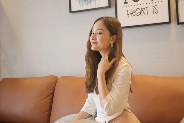 Xiêu lòng trước nhan sắc như công chúa tóc mây của diễn viên Lan Phương ảnh 6