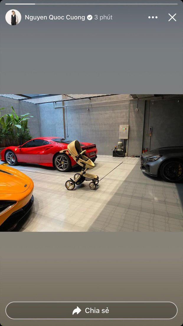 Lóa mắt với bộ sưu tập siêu xe của Cường Đô la ảnh 10