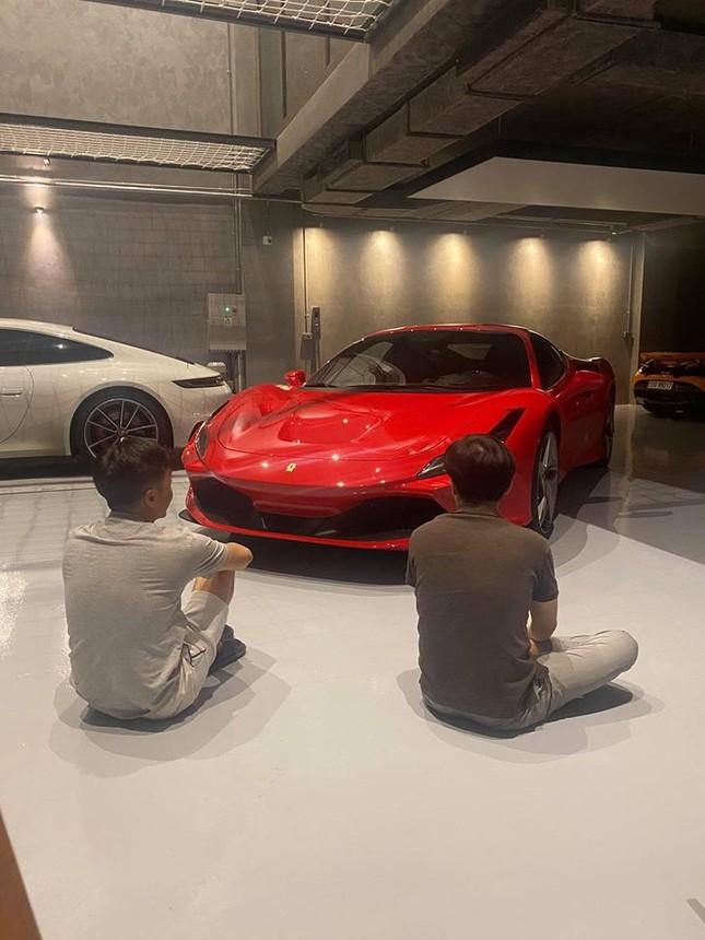 Lóa mắt với bộ sưu tập siêu xe của Cường Đô la ảnh 8