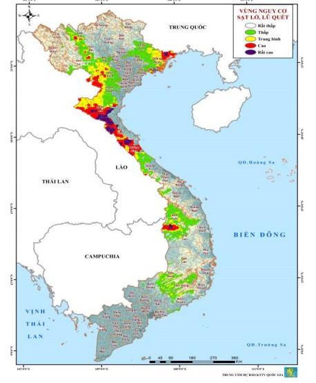 Tin khẩn cấp về cơn bão số 2 đang đi vào khu vực Thái Bình - Nghệ An ảnh 2