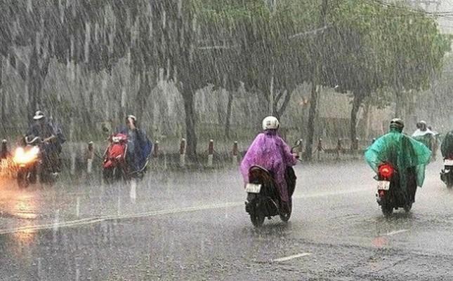 Tin khẩn cấp về cơn bão số 2 đang đi vào khu vực Thái Bình - Nghệ An ảnh 1