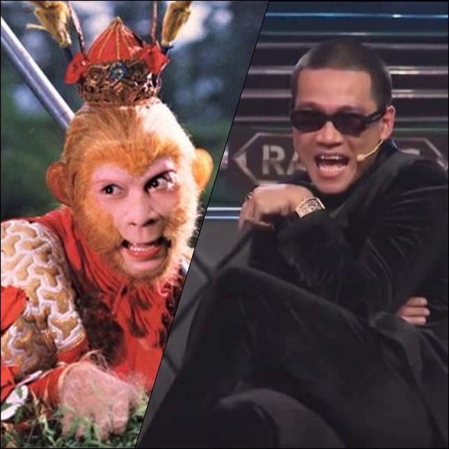 Cười 'rơi hàm' trước ảnh phát phì của dàn HLV Rap Việt, 'hốt hoảng' nhất là MC Trấn Thành ảnh 7