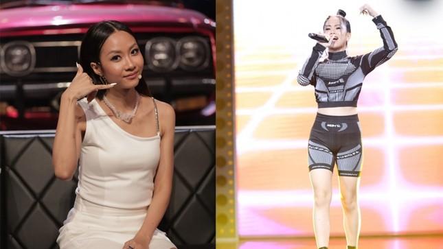 Tlinh hé lộ tình cảm với MCK, khẳng định tình yêu không ảnh hưởng phần thi ở Rap Việt ảnh 1