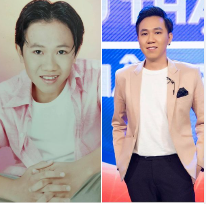 Sao Việt theo trend 'Bạn đã thay đổi thế nào', ngỡ ngàng nhất là MC Mai Ngọc ảnh 3