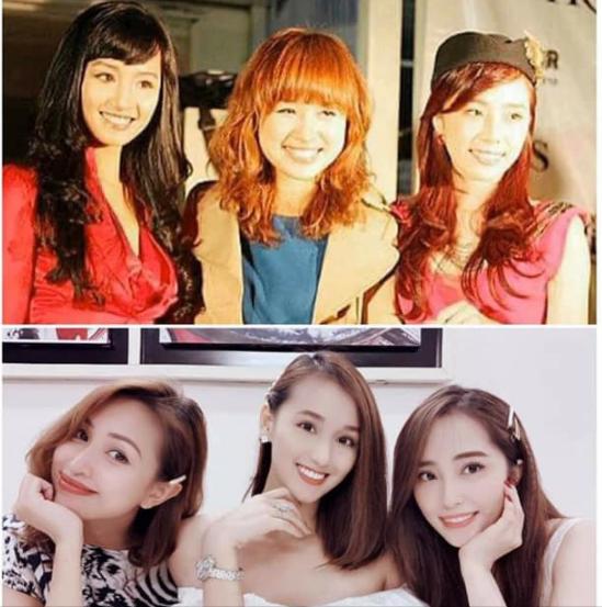 Sao Việt theo trend 'Bạn đã thay đổi thế nào', ngỡ ngàng nhất là MC Mai Ngọc ảnh 7