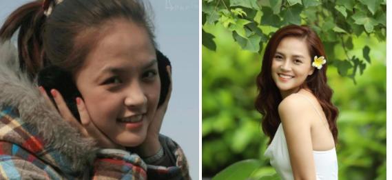 Sao Việt theo trend 'Bạn đã thay đổi thế nào', ngỡ ngàng nhất là MC Mai Ngọc ảnh 2