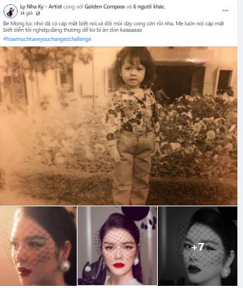 Sao Việt theo trend 'Bạn đã thay đổi thế nào', ngỡ ngàng nhất là MC Mai Ngọc ảnh 9