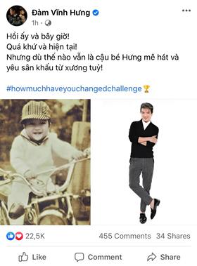 Sao Việt theo trend 'Bạn đã thay đổi thế nào', ngỡ ngàng nhất là MC Mai Ngọc ảnh 10
