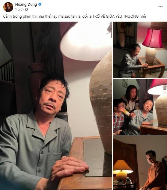 Việt Anh lên tiếng khi có trang Facebook giả mạo mình để kinh doanh ảnh 2