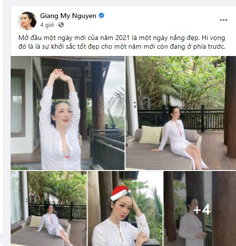 Mẹ bầu Bảo Thanh rạng rỡ sánh đôi bên Quốc Trường, Hương Giang tung ảnh nóng bỏng ảnh 3