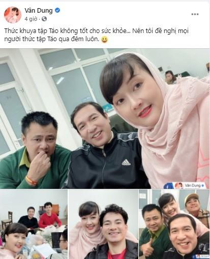 MC Thảo Vân và nghệ sĩ Việt háo hức đón chờ Táo quân 2021 ảnh 1