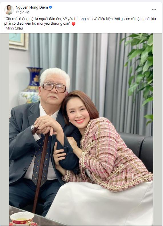 Mai Phương Thúy nhập viện, Noo Phước Thịnh hỏi thăm tình cảm gây 'sốt' cộng đồng mạng ảnh 5