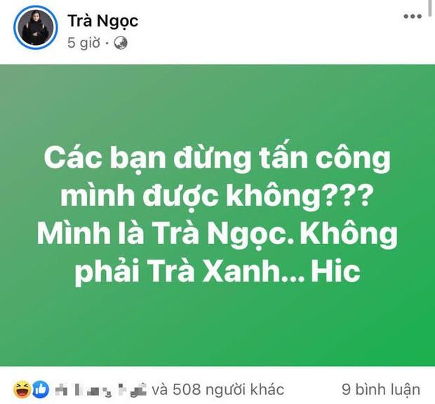 Loạt sao Việt bắt trend 'trà xanh' đầy ẩn ý ảnh 8
